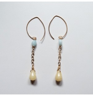 Marquee Dangle Earring