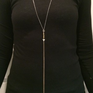Endless Arrow Necklace