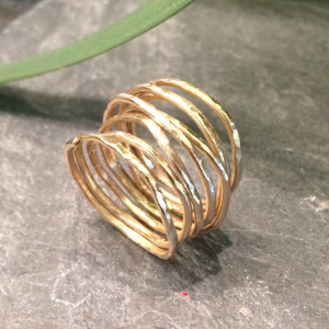 Endless Wrap Ring