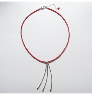 Spicy Red Necklace