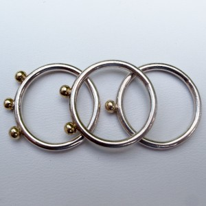 Pebble Ring Set