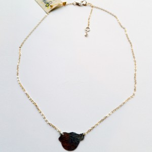 Petite Dove Necklace