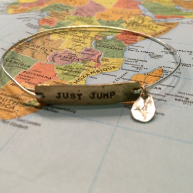 My Journey Bracelet - Just Jump