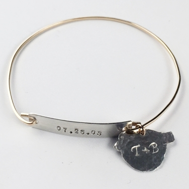 """Love You Most"" Bracelet"