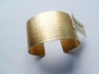 Wonder Woman Cuff - Gold